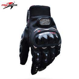 Wholesale Free Sports Gear - Wholesale- Hot PRO-BIKER Motorcycle Gloves , Full Finger Bike Men Cycling glove ,Moto Sport Gear MCS-01C , free shipping