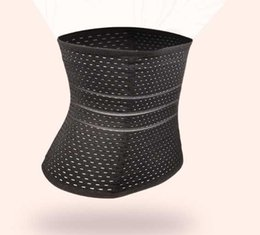 Wholesale women waist shapers - Waist trainer hot shapers waist trainer corset Slimming Belt Shaper body shaper slimming modeling strap Belt Slimming Corset