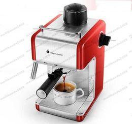 Wholesale Automatic Coffee Maker Machine - 2017 NEW Xeoleo espresso Coffee Maker CM6812 italy Coffee machine iBelieve Coffee make machine Semi automatic MYY