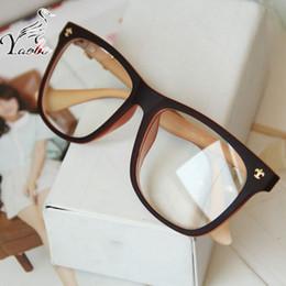 Yaobo Nueva gafa Gafas marco Vintage ojo anteojos para hombres mujeres marco óptico con receta gafas de Grau feminino al por mayor desde fabricantes