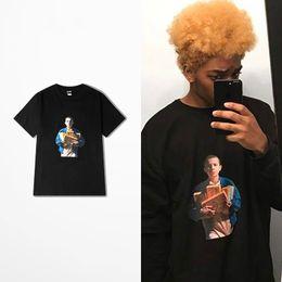 Wholesale Black Art Tee Shirts - Refreshing Art British Dark Souls T Shirt Man Hip Hop Funny T Shirts Stranger Things Eleven T Shirt Enfant Garcon Skate Top Tee