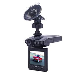 Wholesale Top Car Camera Dvr - NEW Top Sale Car DVRs 2.5'' Car Dash cams Car DVR Recorder Camera system Black Box H198 Night Version Video Recorder Dash Camera