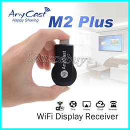 Wholesale High Definition Games - AnyCast M2 Plus Airplay 1080P Wireless WiFi Display TV Dongle Receiver HDMI TV Stick DLNA Miracast for Smart Phones Tablet PC Game Mirroring