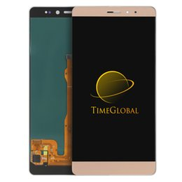 Wholesale New Original Huawei - For Huawei Mate S LCD Display With Touch Screen Original New Digitizer Assembly golden replacement free shipping