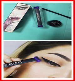 Wholesale Swing Wear - Retail Link Dropshiping Kylie The Vamp stamp seals Eyeliner Silicone Swing Stamp eyeliner tools 3pcs set Vavavoom Medium Large Black Color