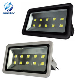 Wholesale High Powered Led Floodlight - IP65 500W Led Floodlights High Power Outdoor flood light Led Gas Station Lighting Waterproof Led Canopy Lights AC 85-277V