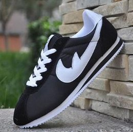 Wholesale Shell Toes - 2017 HOT new 13COLOR brands Casual Shoes men and women cortez shoes leisure Shells shoes Leather fashion outdoor Sneakers big size 36-48