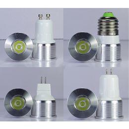 Wholesale Mini Led 35mm - 1W 3W Mini led bulb E27 E14 GU5.3 GU10 MR11 AC90-260V 35mm Mini led lamp white or Warm white RoHS CE
