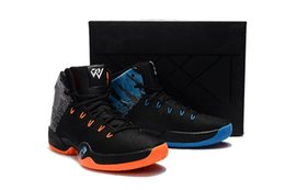 Wholesale Hot Transport - Hot sales Russell Westbrook MVP shoes The best quality Fast transport Retro XXX1 Westbrook store US7-US12