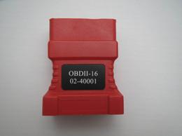 2019 диагностический кабель для opel Для ADS - 1 O BDII-16 разъем 02-40001 OBD-II адаптер OBDII Obd2 адаптер OBD2 разъем OBDII Бесплатная доставка