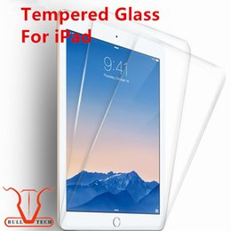 Wholesale Ipad Mini Protectors - Tempered Glass 0.3MM Screen Protector for Ipad Pro 2 3 4 Air Air 2 Mini Mini 2 Mini 3 Mini 4