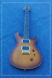 Guitarra de ébano de china online-Liquidación especial Guitarra eléctrica de China Guitarra eléctrica (100% igual a las fotos) Ebony directo Envío gratuito