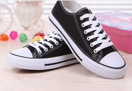 Wholesale Star Light Floor - 2017 New High top Casual Shoes Low top Style sports stars chuck Classic Canvas Shoe Sneakers Men's Women's Canvas Shoes