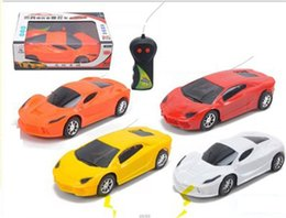 Wholesale Cheap Priced Cars - Free Shipping Cheap Price For Children Mini Two pass simulation remote control model car of the remote control car