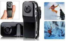 Wholesale Spy Cam Box - Mini DVR Camcorder Sport Video Recorder Digital Spy Hidden Camera Web Cam MD80 with retail box