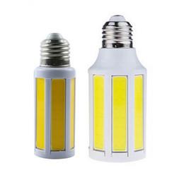 Wholesale E14 15w Cob Corn - COB Led Corn Bulb 7W 10W 12W 15W Warm White Led Light Lamp E27 B22 E14 Led Cob Light AC220V AC110V Indoor Home Luminous Lights