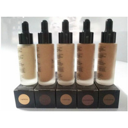Wholesale makeup liquid face - New Hot Selling 1pcs wholesale Touch Mineral Liquid Foundation Professional Makeup Foundation Waterproof Face Free Shipping