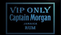 Wholesale Captain Morgan Neon - LS752-b-VIP-Only-Captain-Morgan-Rum-Neon-Light-Sign.jpg Decor Free Shipping Dropshipping Wholesale 6 colors to choose