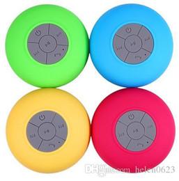Haut-parleur de douche étanche mini haut-parleur portable Bluetooth pour iPhone MP3 récepteur mains libres voiture haut-parleur récepteur Bluetooth ? partir de fabricateur