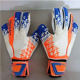 Wholesale Resistance Wear - Goalkeeper Glove Man Latex Professional Finger Guard Breathable Top Quality Relieve Cost Sports Gloves Good Wear Resistance Hot Sale 66xj F
