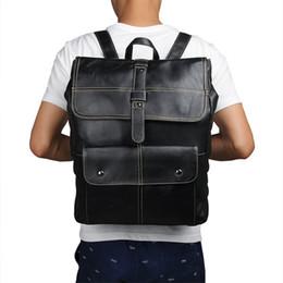 Wholesale Mens Backpack Brown Leather - mens backpack designer backpack designer backpacks backpack LEATHER designer backpack bags leather men backpacks brand shoulder bags