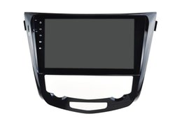 Wholesale 3g Transmitter - Android 5.1 2016 Nissan Qashqai 10.1 inch big screen car dvd HD 1080P with bluetooth gps radio mirror-link wifi 3g