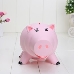 8inch 20cm Hamm Piggy Bank Pink Pig Coin Box PVC Model Toys packed in Box from dropshipping suppliers & Canada Pink Pig Toy Box Supply Pink Pig Toy Box Canada ... Aboutintivar.Com