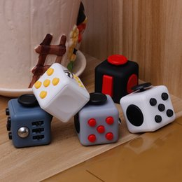 Wholesale American Kill - DHL Novelty Toys Fidget Cube The World's First American Decompression Anxiety Toys Adult Anti Stress Killing Time Game Gift