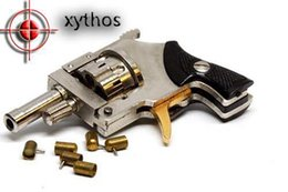 Wholesale Mini Worlds - The World Smallest Revolver - Made by Stainless Steel Alloy.
