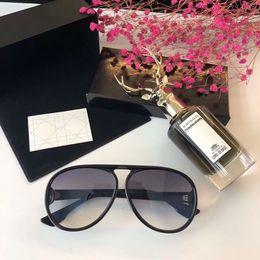 due occhiali da sole a colori Sconti Nuovi occhiali da sole di lusso per uomo occhiali da sole firmati per donna occhiali da sole per uomo di alta qualità uv400 Temperamento stella di design a due colori