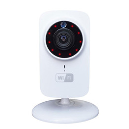 Wholesale Home Security Pets - Wholesale- 720P HD Home Wireless WiFi Night Vision Security Network IP Camera Mini Pet Baby Monitor