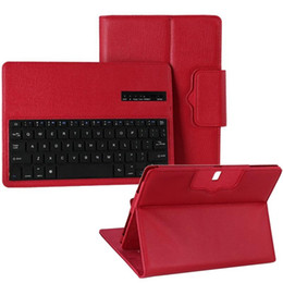 Wholesale Galaxy Note Tab Keyboard - Samsung Galaxy NOTE 10.1 inch Bluetooth Removable Kiskstand Keyboard Case For Samsung Galaxy Note Tab Pro 10.1 Inch With Retail Box