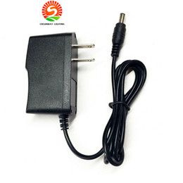 Wholesale 12v Dc 1a Power Adapter - High Quality AC 100V~240V to DC Power supply 12V 1A adapter adaptor US EU Plug + CE UL FCC