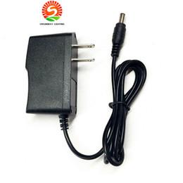 Wholesale Ac Power Supply Plug - High Quality AC 100V~240V to DC Power supply 12V 1A adapter adaptor US EU Plug + CE UL FCC