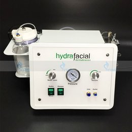 Wholesale Hydro Peeling Facial - 3 in 1 Diamond Microdermabrasion Hydrafacial Hydro Oxygen Facial Machine Water Peeling Dermabrasion Spa Skin Care Beauty Equipment