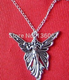 Wholesale Vintage Jewelry Book - 10PCS Vintage Silvers Angel wings I Love Basketball MUSIC NOTE Butterfly Book BEAR Charm Necklace Pendants Jewelry Gifts Bijoux Jewelr P2231