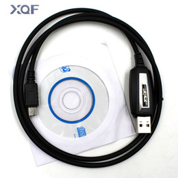 Wholesale Usb Programming Cable For Tyt - Wholesale- TYT Original USB Programming Cable for TYT TH-9800 TH-7800 With Software CD