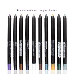 Wholesale eye liner eyebrow eyeliner - unique eyebrow pencil Pencil Eye Liner 10 colors eyeliner pencil eyebrow