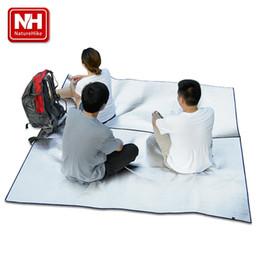 Wholesale Folding Foam Beds - Naturehike NH15D001-X Outdoor Camping Floor Mat Waterproof Aluminum Foil EVA Folding Tent Bed Mats Hiking Mats Mattress