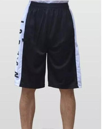 Wholesale mesh basketball shorts - GOD number 23 Basketball Shorts 23# Men Polyester Mesh Sport Running Short Pants Homme Drawstring Gym Basketball