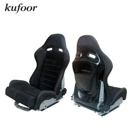 Wholesale BRIDE Lowmax Black Fiberglass Adjustable Racing Sports Seats Auto Racing Seats Car Racing Chairs