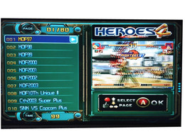 Wholesale Vga Console - The new Storm Heroes 4,American joystick, ,arcade consoles ,800 programs,HDMI VGA out, connected to computer,Add pause and exit.