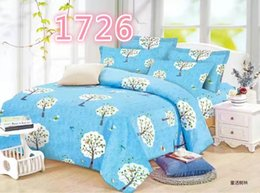 Wholesale Pillow People - 100% natural color cotton pillow washable bedding and bedding four sets of bedding Chinese manufacturers wholesale