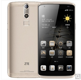 Wholesale Dual Sim Standby Touch - ZTE AXON mini B2015 dual card dual standby 4G mobile phone gold silver 5.2 inch exquisite craft, photo artifact, business boutique