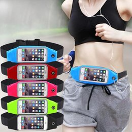 """Wholesale Fitness Armbands - Fitness belt commonly used in 5.2 """"5.5"""" 4.7 inch Meizu m3s box millet red rice 3s Note 4 waterproof handbag"""