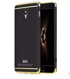 Un teléfono móvil más online-Funda rígida ultra delgada para teléfono de la PC para Oneplus 3T One plus 3 funda para teléfono celular