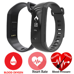 Wholesale Oximeter Ratings - smart bracelet blood oxygen oximeter smart band M2 smartband heart rate monitor Pedometer bluetooth bracelet M2