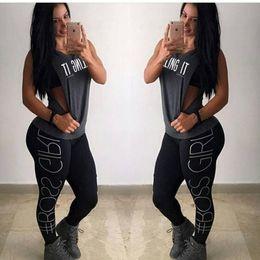 Wholesale Xl Girl Tight Pants - 2017 new #BOSS GIRL slim pants fashion tight Yoga Pants ! S-XL in stock !