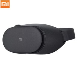 Wholesale Newest Smart Phones - Wholesale- Newest Xiaomi VR Play 2 Original Mi VR Virtual Reality Glasses 3D Glasses For 4.7-5.7 inch Smart Phones