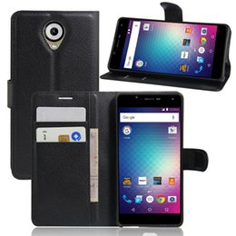 Wholesale Hd Slots - PU Leather Flip for BLU Wallet Case With Card Slot For Energy X X2 R1 HD Studio c 5+5 Dsh X X2 Grand M Soft Back Protective Shell
